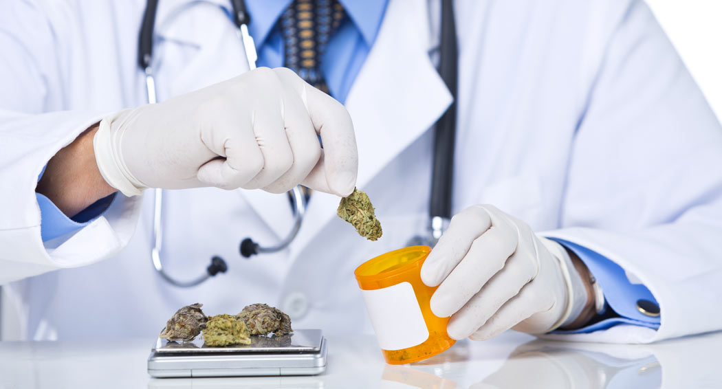Do Holistic Doctors Prescribe Marijuana? | Ballpark Holistic