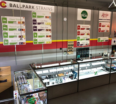 Ballpark Holistic Dispensary | Medical & Recreational